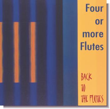 "CD 30410 Four or more flutes ""Back to the flutes"""
