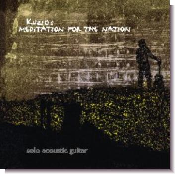 "CD 30540 Kuzio ""Meditation for the nation"""