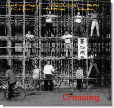"CD 30330 Urna Chahar-Tugchi, Robert Zollitsch u.a. ""Crossing"""