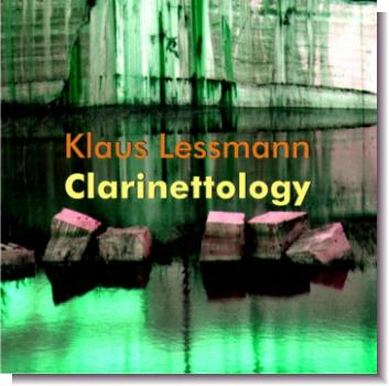 "CD 30450 Klaus Lessmann ""Clarinettology"""