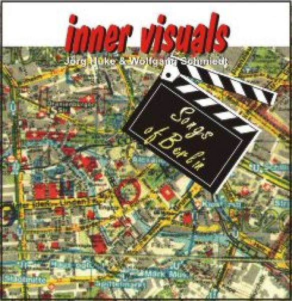 "CD 30040 Inner Visuals ""Songs of Berlin"""
