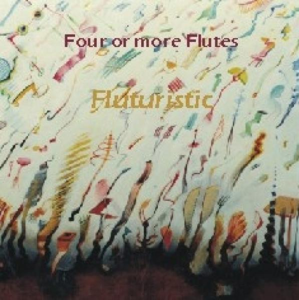 "CD 30550 Four or more flutes ""Fluturistic"""